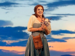 Joyce DiDonato as La Donna del Lago