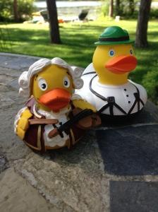 Austrian Ducks!
