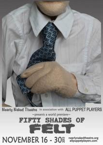 50 shades Felt