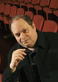 Playwright Richard Greenberg