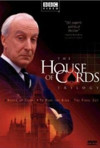Ian Richardson in the original BBC House of Cards