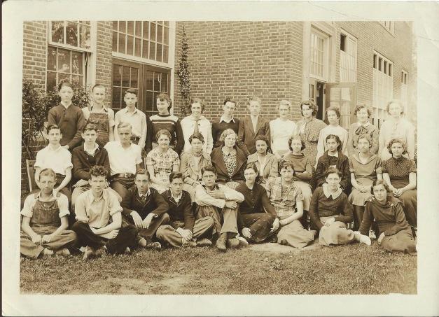 Spanish Class 1935 1